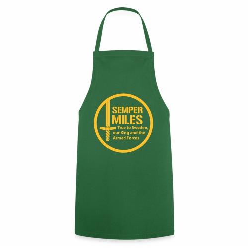 Semper Miles 01 Logo - Förkläde