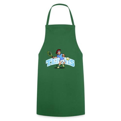 Tennis IV txt fc - Cooking Apron
