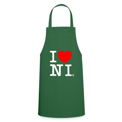 I love NI - Cooking Apron