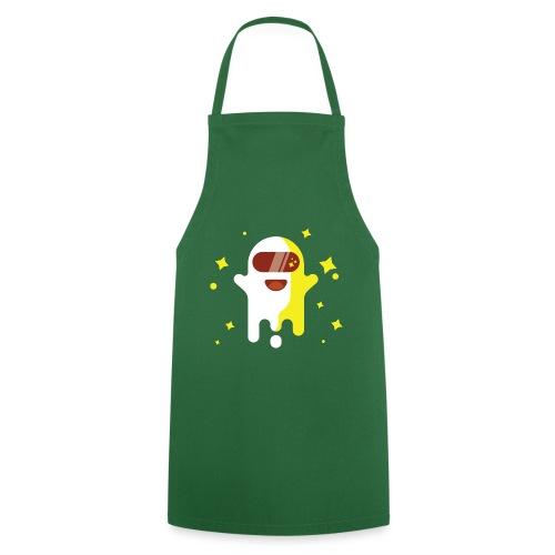 Fantôme astronaute - Tablier de cuisine