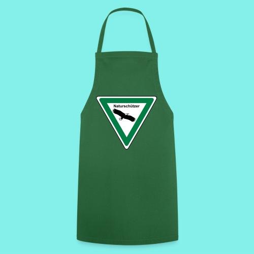 Naturschützer - Design-Farbe wählbar - Kochschürze