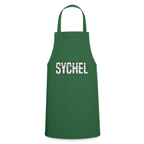 Sychel Bold Logo - Cooking Apron