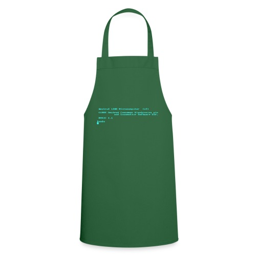 Amstrad CPC 6128 Green Screen BASIC retro computer - Cooking Apron