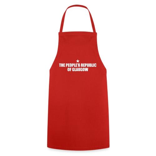 People's Republic Glasgow - Cooking Apron