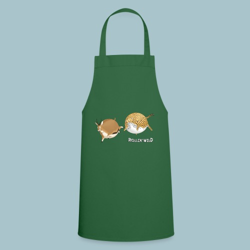 Rollin' Wild - the chase - Cooking Apron
