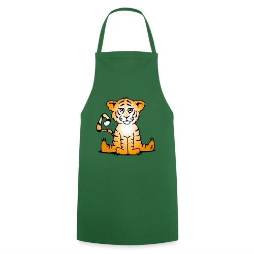 Tiger cub - Cooking Apron