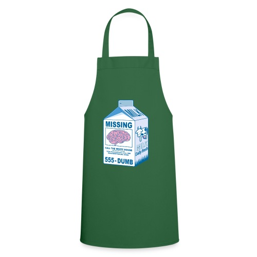 Missing brain - Cooking Apron