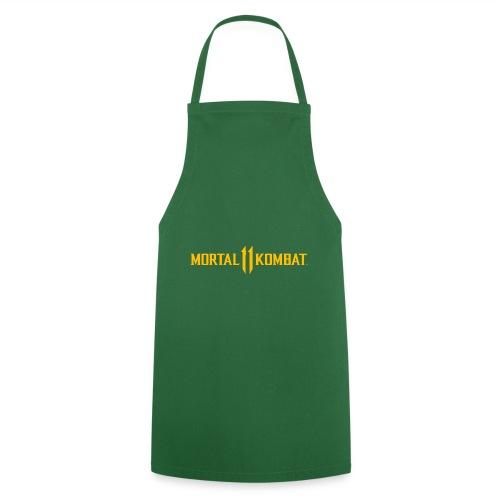 Mortal Kombat 11 logo - Cooking Apron