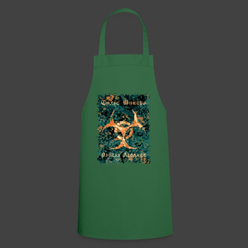 TOXIC WORLDS - 4B - Cooking Apron