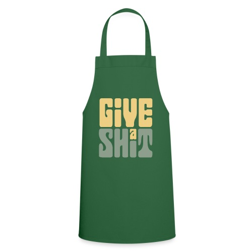 Give a shit - Förkläde