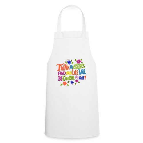 Think in Colors - Kochschürze