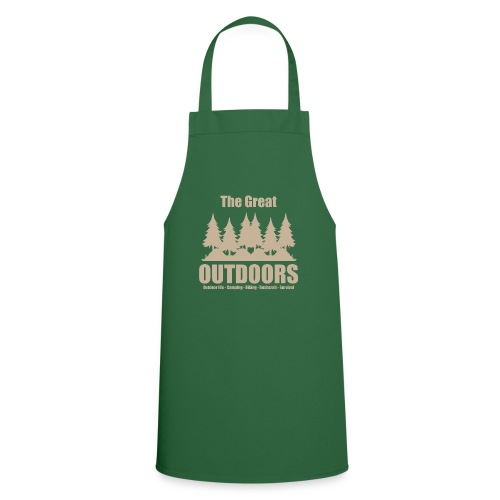 The great outdoors - Clothes for outdoor life - Cooking Apron
