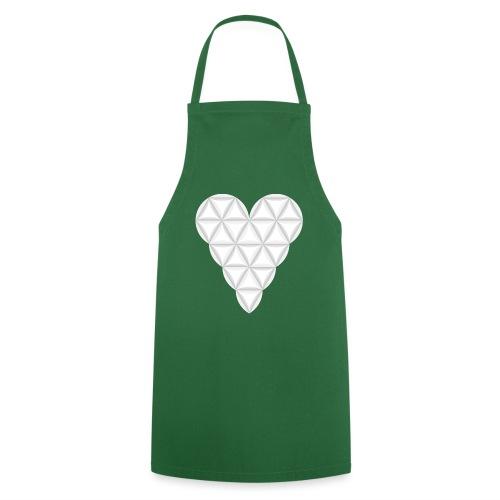 nThe Heart of Life x 1, New Design /Atlantis - 02. - Cooking Apron
