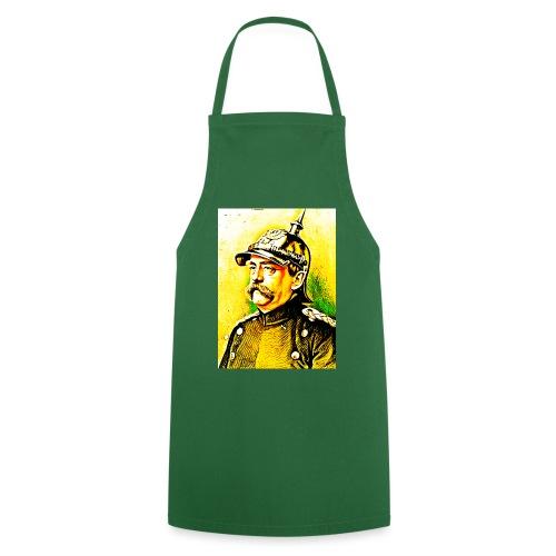 Bismarck #3 - Popart 2.0 Kaiserreich Edition - Kochschürze