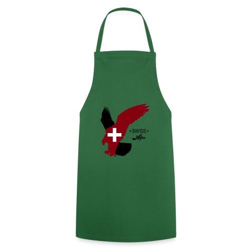 Schweizer Alpen - Kochschürze