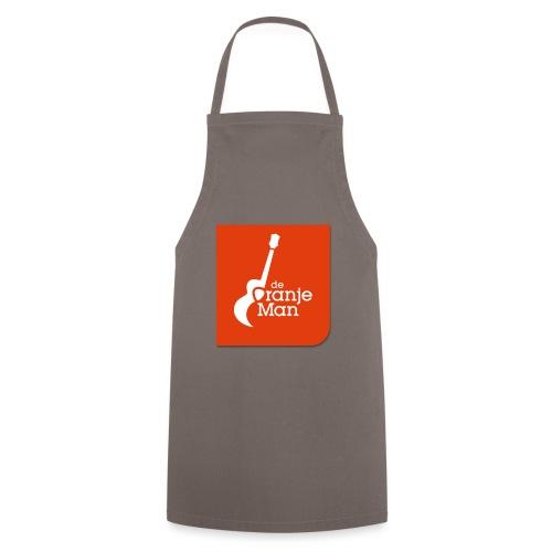 De Oranje Man Wilhelmus Hoekstra Logo Oranje Vlak - Keukenschort