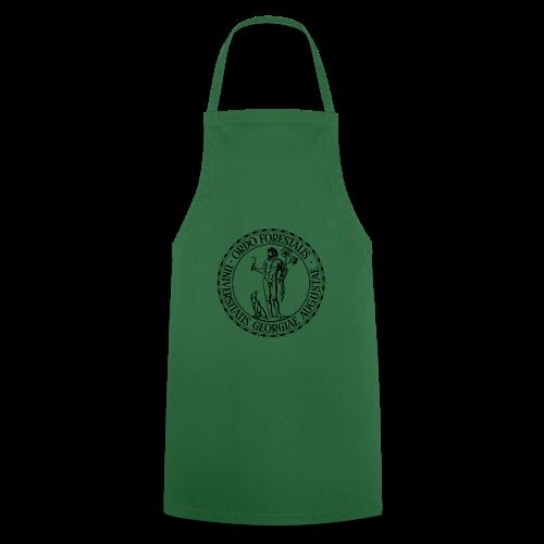 Ordo Forestalis Schwarz - Kochschürze