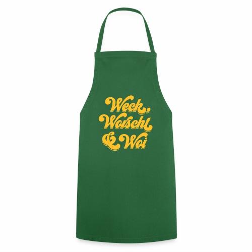 Weck, Worscht & Woi - Kochschürze