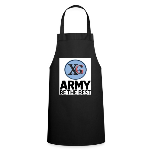 xg t shirt jpg - Cooking Apron