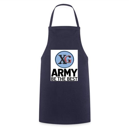 xg t shirt jpg - Cooking Apron