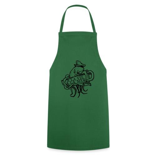 La pieuvre - Tablier de cuisine