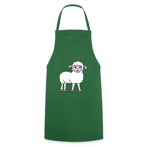 Minos le petit agneau - Tablier de cuisine