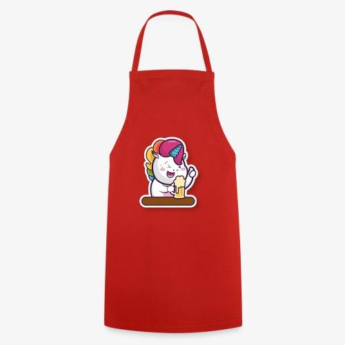 Funny Unicorn - Cooking Apron