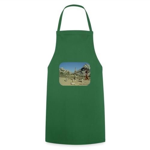 Valle della Luna - Grembiule da cucina