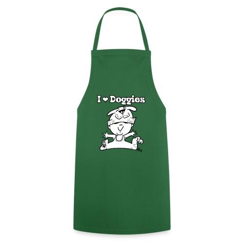 baby i love doggies - Keukenschort