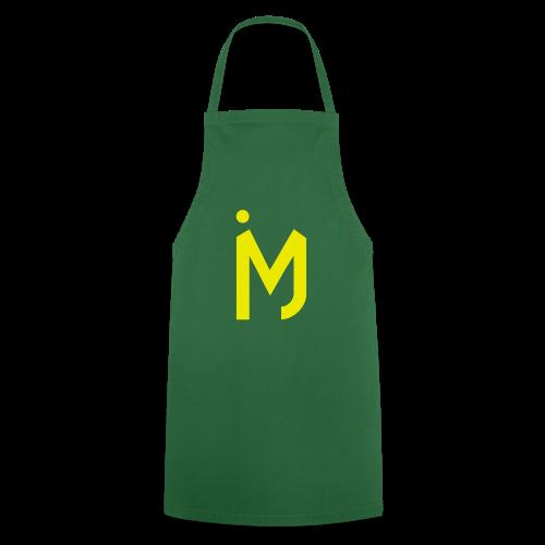 M Geel - Keukenschort