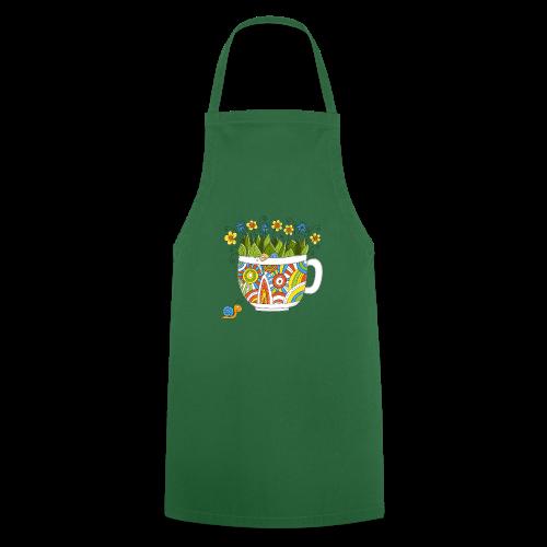 Herr und Frau Schnecke - Kochschürze