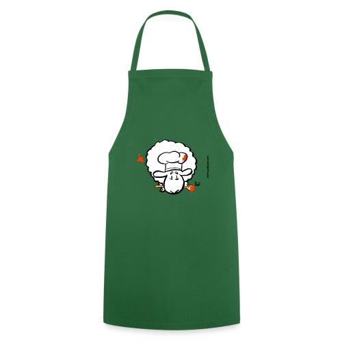 Owca szefa kuchni - Fartuch kuchenny