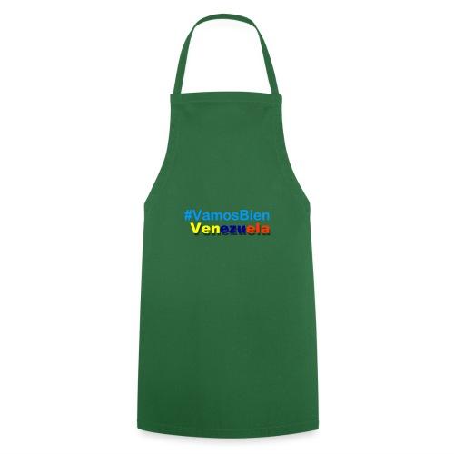 #vamosBien - Delantal de cocina