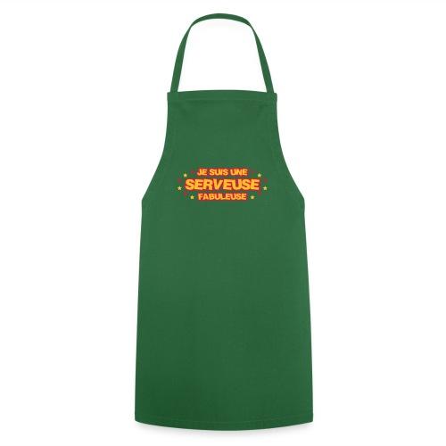 Barman / Barmaid / Bar / Serveur / Serveuse - Tablier de cuisine