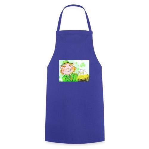 lenny the leprechaun - Cooking Apron