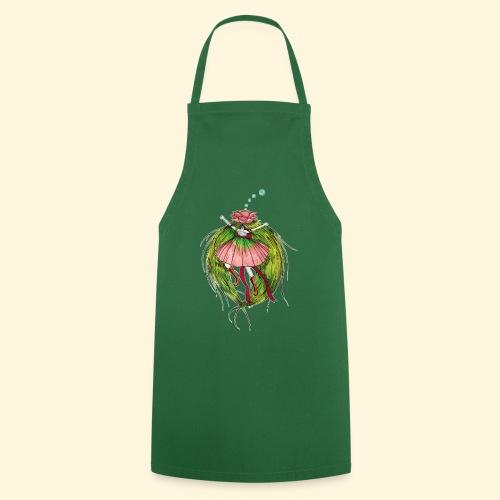 Fée des fleurs : Tiens bon ! (Pour l'écologie) - Tablier de cuisine