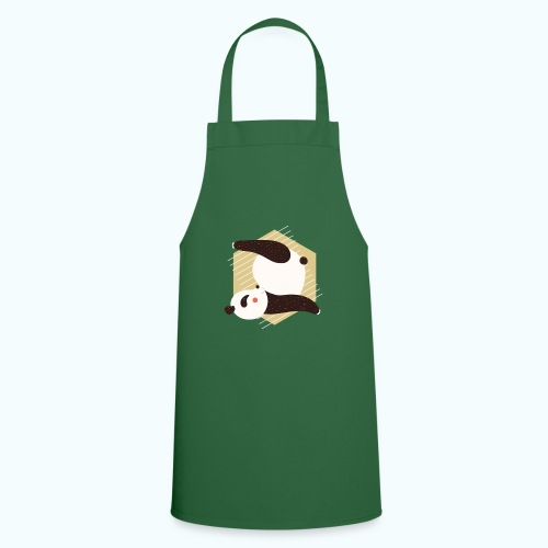 Yoga Panda - Cooking Apron
