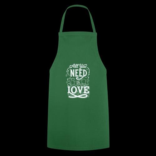 All You Need Is Love - Kochschürze