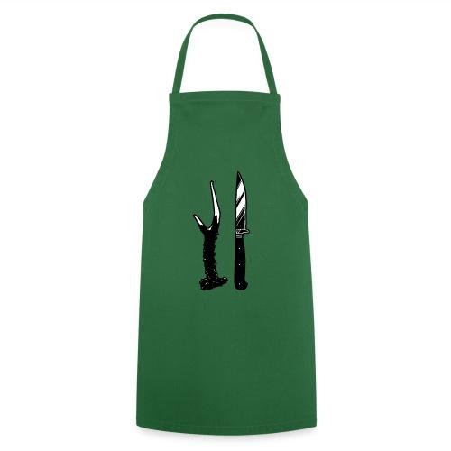 Gabel und Messer - Kochschürze