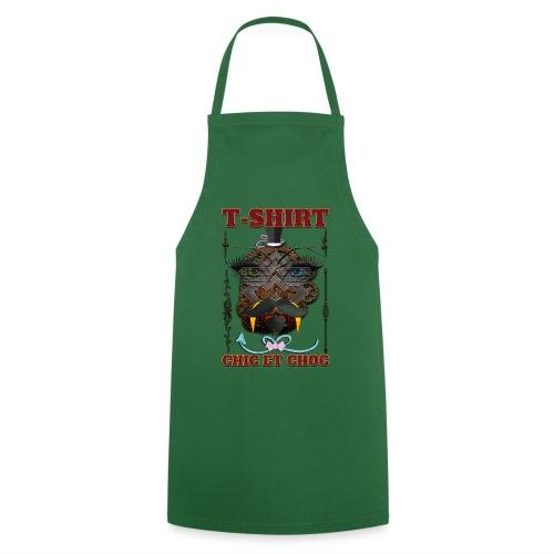 T-shirt chic et choc - Tablier de cuisine