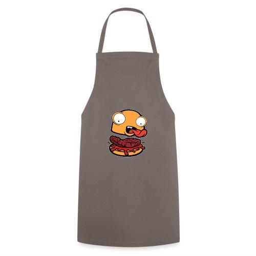 Crazy Burger - Delantal de cocina
