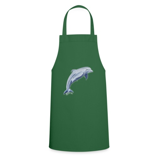 Delfin Glückssprung - Kochschürze