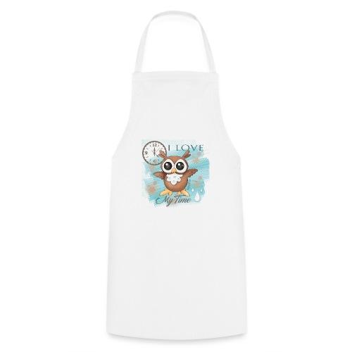 GUFO-E-TEMPO - Grembiule da cucina