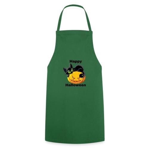 Happy Halloween cat - Cooking Apron