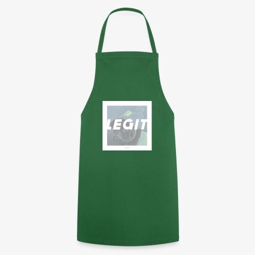 LEGIT #04 - Kochschürze