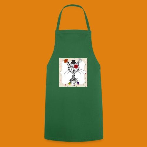 cat color - Cooking Apron