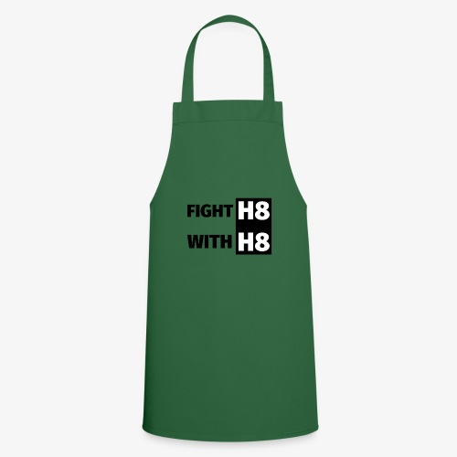 FIGHTH8 dark - Cooking Apron
