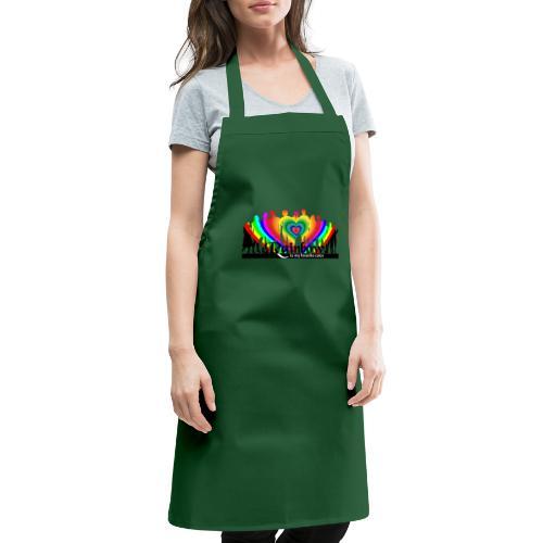 rainbow is my favorite color - Kochschürze