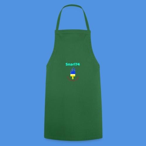 Paint - Grembiule da cucina