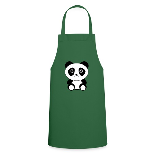 Panda Trend Sommer design - Kochschürze